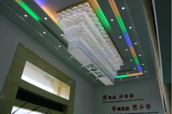 大厅专业定制水晶灯