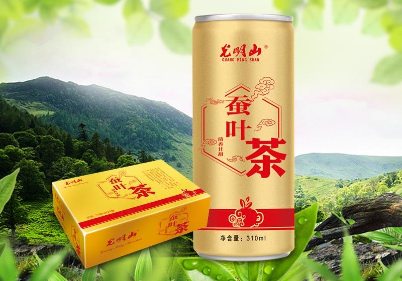 光明山蠶葉茶